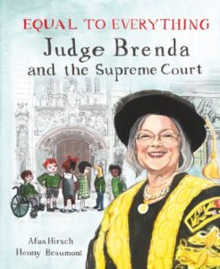 Judge Brenda and the supreme court