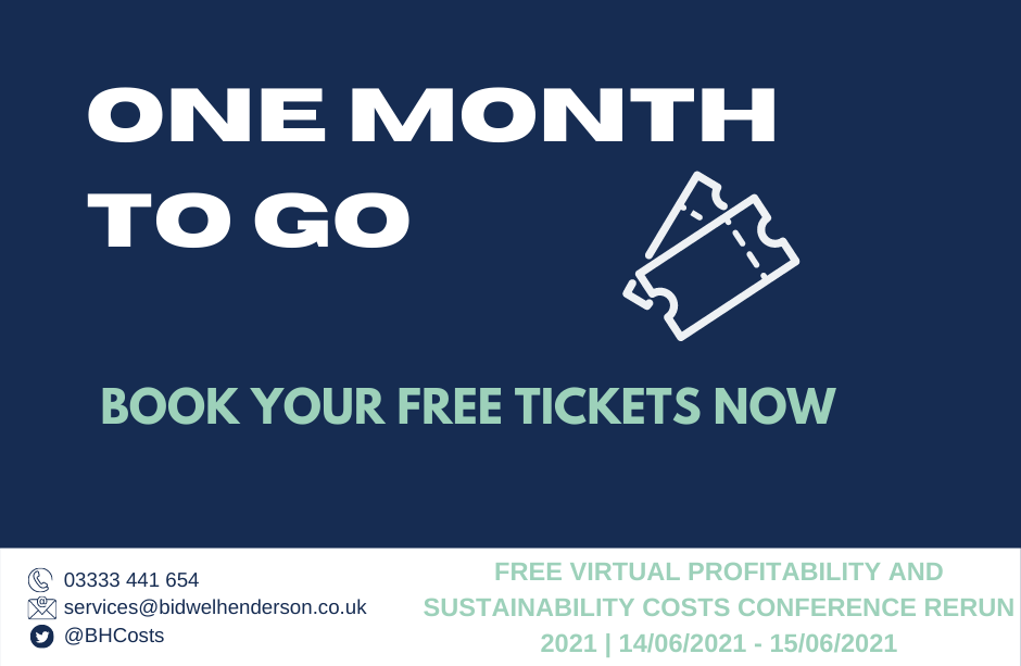 One Month To Go Conference 2021