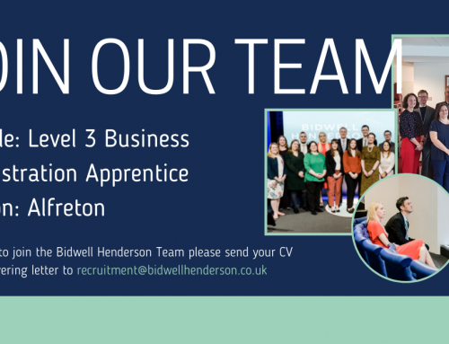We are hiring a Level 3 Business Administration Apprentice