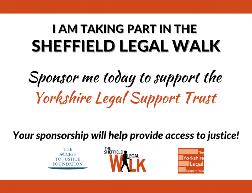 Access to Justice Foundation Legal Walk 2021