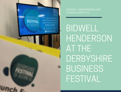 Bidwell Henderson at the Derbyshire Festival of Business